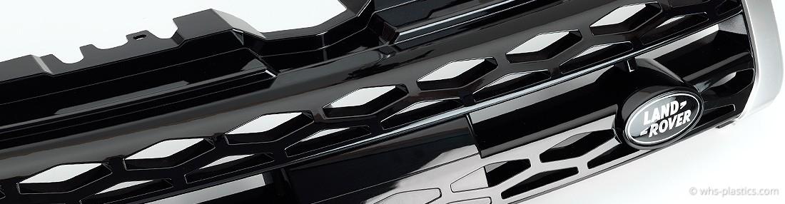 WHS Jaguar-Land Rover Grill